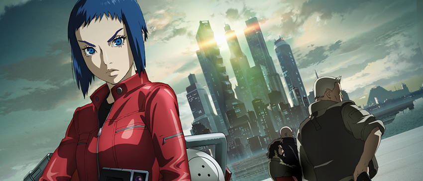 Universum Anime Lizenziert 171 Ghost In The Shell Arise 187 171 The New Movie 187 Manime De