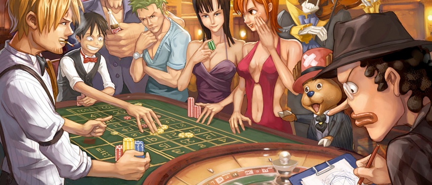 one piece sturm aufs casino