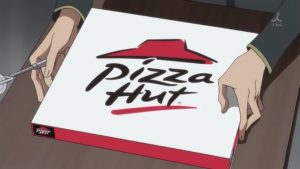 Code Geass - Pizza Hut 2