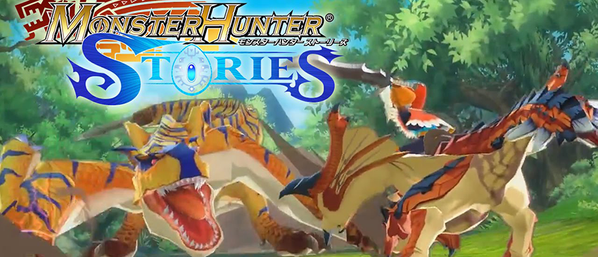 Monster Hunter Stories RPG