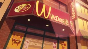 WataMote Folge 1 - WcDonald's