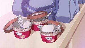 Yuyushiki Folge 2 - Heegen-Dazs
