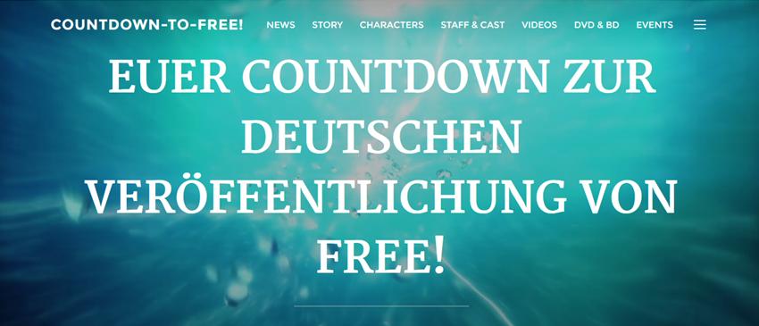 countdown to free