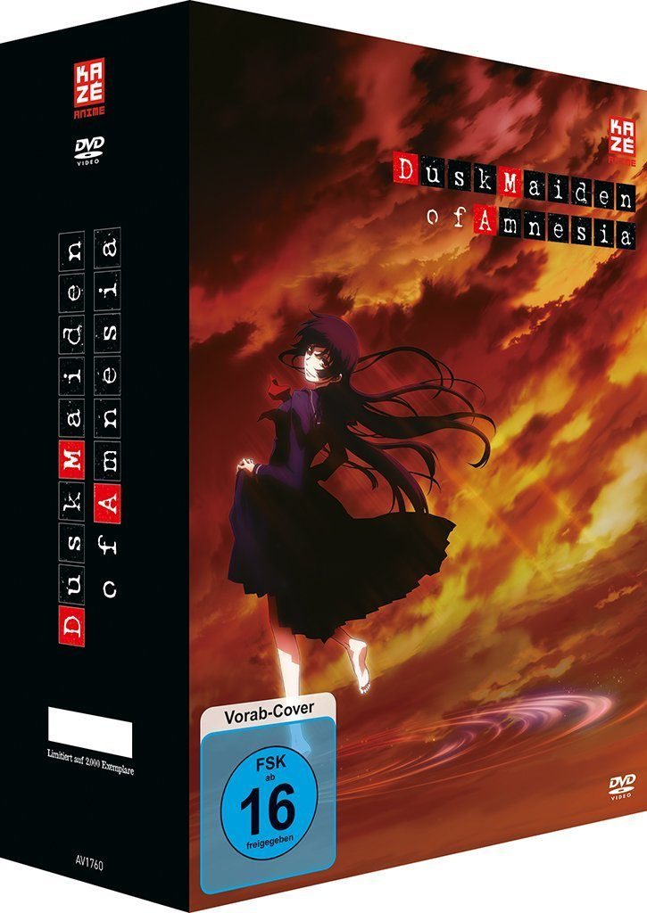 «Dusk Maiden of Amnesia» Limited Edition Vol. 1