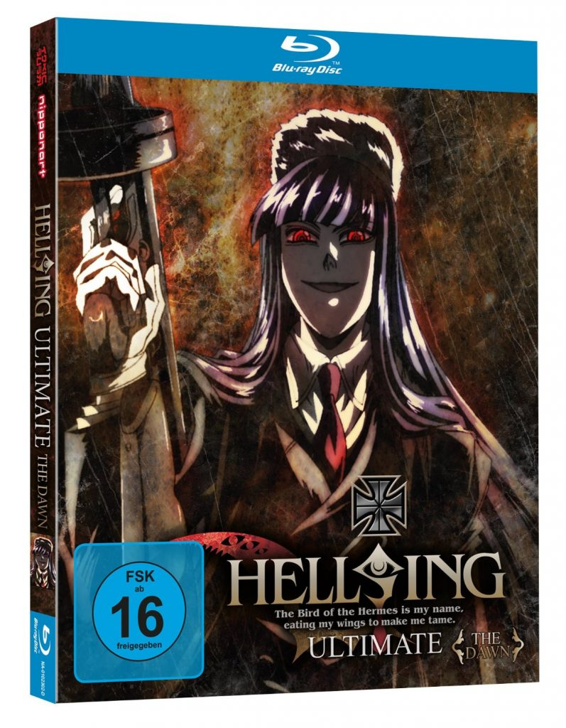 Hellsing Ultimate - The Dawn Blu-ray