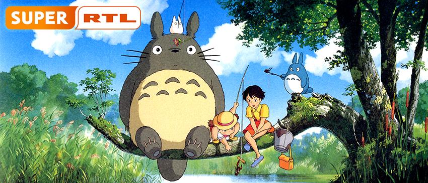 Mein Nachbar Totoro Header
