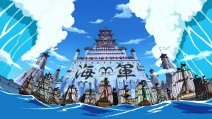 One Piece Folge 462