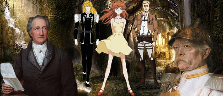 Deutschlands Einfluss auf die Anime-Industrie