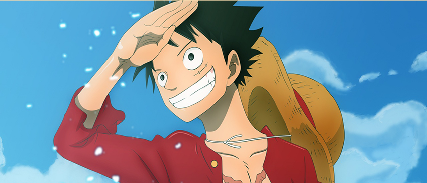 One Piece Header
