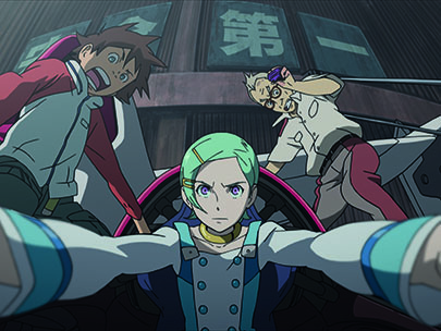 Eureka Seven Vol. 1 - Screenshot 2