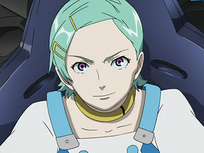 Eureka Seven Vol. 1 - Screenshot 8