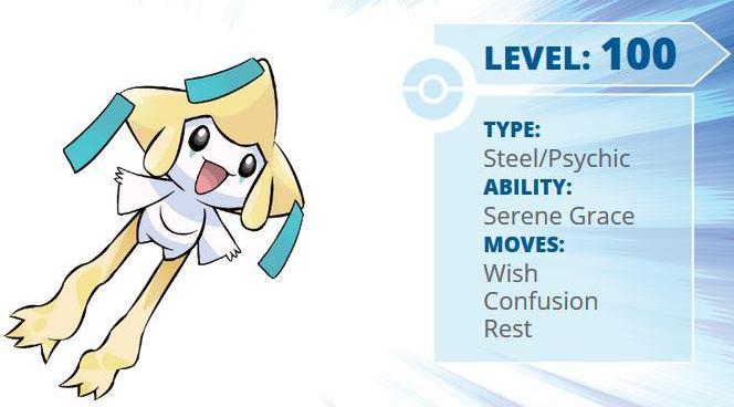 jirachi-event-pokemon