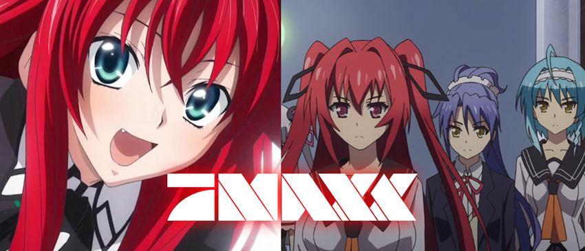 High School DxD & The Testament of Sister New Devil auf ProSieben MAXX