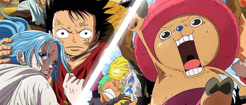 One Piece Movie 8 + 9