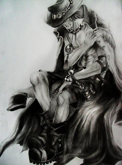 Ace-Zeichnung