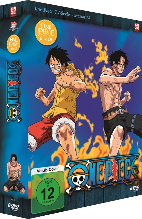 One Piece Box 15 Cover