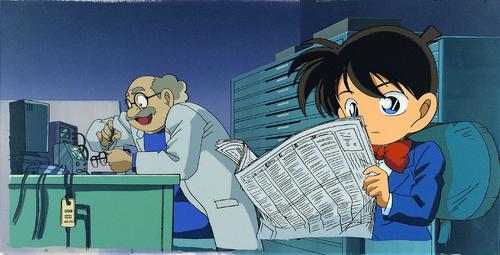 Detektiv Conan DVD Box 1 Screenshot 1
