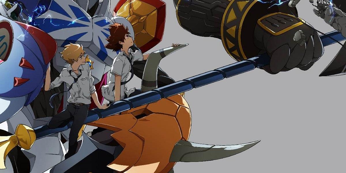KSM Anime Enthullt Details Zum DVD BD Release Von Digimon Adventure Tri Chapter 1