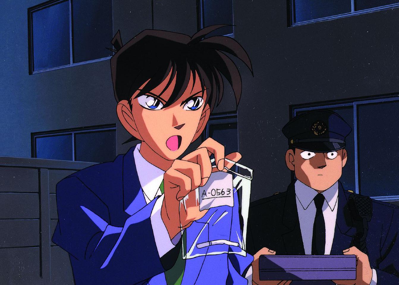 Die Mangareihe Detektiv Conan Von Gosho Aoyama Wird Seit 1994 Publiziert Und Zahlt Bereits 94 Bande Damit Ist Es Eine Der Umfangreichsten Serien