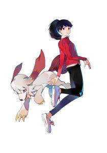 Aoi Digimon Survive