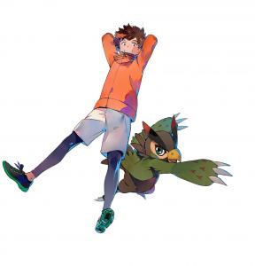 Minoru Digimon Survive