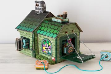 Nintendo Labo Kreativwettbewerb