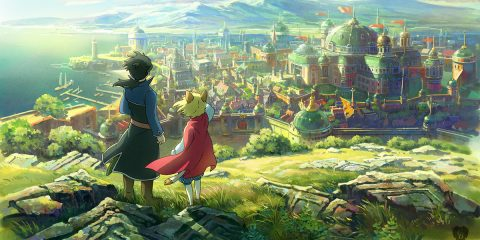 Ni No Kuni II Artwork