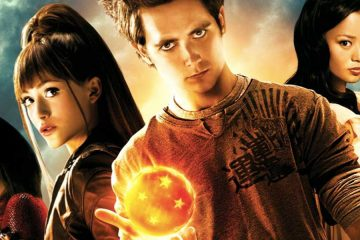 Dragon Ball Evolution: Cover