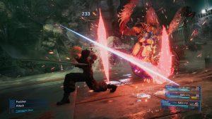 Final Fantasy 7 Remake: Limit-Break in Aktion
