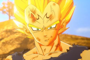 Dragon Ball Z:Kakarot Majin Vegeta