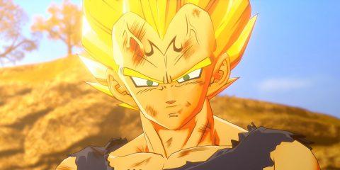 Dragon Ball Z:Kakarot Majin Vegeta