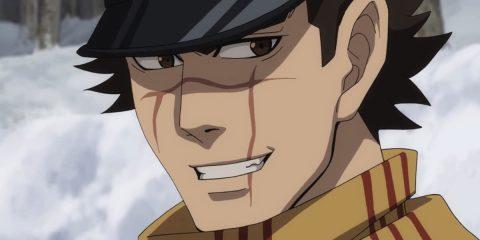 Saigi schaut grinsend zur Seite
