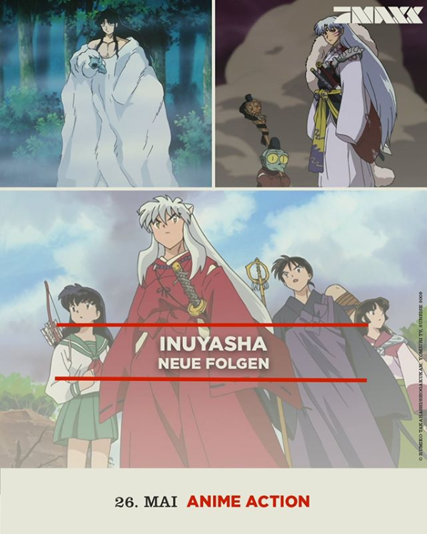 Inuyasha Neue Folgen