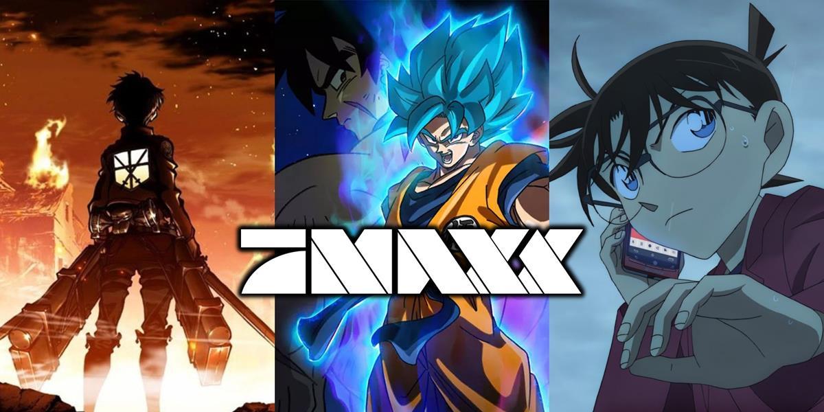 Prosieben Maxx Programm Anime