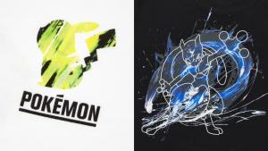 Uniqlo Pokemon Kollektion